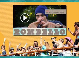 Rombello Festival Cruise Promotional Email